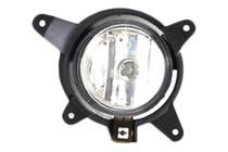 2002 - 2005 Kia Sedona Fog Light Assembly Replacement Housing / Lens / Cover - Right (Passenger)