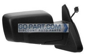 2006-2009 Jeep Commander Side View Mirror - Right (Passenger)