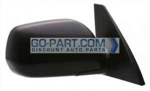 2001-2005 Toyota RAV4 Side View Mirror - Right (Passenger)
