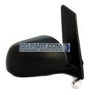 2011-2012 Toyota Sienna Van Side View Mirror - Right (Passenger)