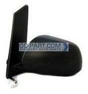 2011-2012 Toyota Sienna Van Side View Mirror - Left (Driver)