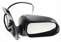2011 - 2012 Toyota Sienna Van Side View Mirror - Right (Passenger)