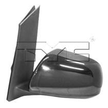 2011 - 2012 Toyota Sienna Van Side View Mirror - Left (Driver)