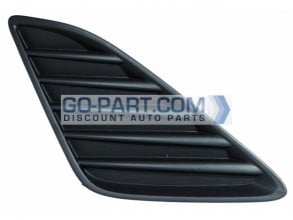 2012-2012 Toyota Camry Front Bumper Insert - Right (Passenger)