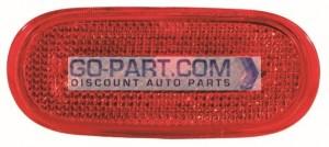 2002-2004 Volkswagen Beetle Rear Marker Light - Left (Driver)