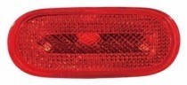 2002 - 2004 Volkswagen Beetle Rear Marker Light - Right (Passenger)
