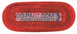 2002-2004 Volkswagen Beetle Rear Marker Light - Right (Passenger)