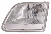 2001 - 2004 Ford F-Series Heritage Pickup Headlight Assembly - Right (Passenger)