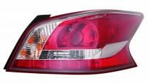 2013 Nissan Altima Tail Light Rear Lamp - Right (Passenger)