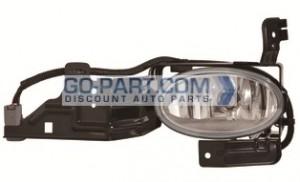 2011-2012 Honda Accord Fog Light Lamp - Left (Driver)