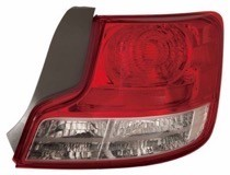 2012 - 2013 Scion tC Tail Light Rear Lamp - Right (Passenger)
