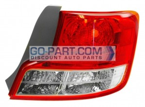 2012-2012 Scion tC Tail Light Rear Lamp - Right (Passenger)