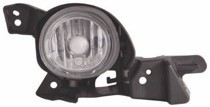 2012 - 2013 Mazda 3 Mazda3 Fog Light Assembly Replacement Housing / Lens / Cover - Right (Passenger)