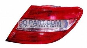 2008-2011 Mercedes Benz C350 Tail Light Rear Lamp - Right (Passenger)