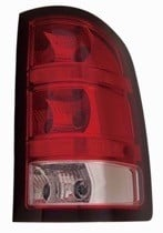 2010 - 2011 GMC Sierra Pickup Tail Light Rear Lamp - Right (Passenger)