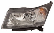 2012-2015 Chevrolet (Chevy) Cruze Headlight Assembly - Left (Driver)
