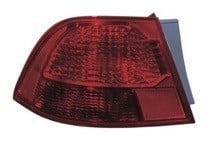 2009 - 2010 Kia Optima Rear Tail Light Assembly Replacement / Lens / Cover - Left (Driver)