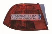 2009-2010 Kia Optima Tail Light Rear Brake Lamp - Left (Driver)