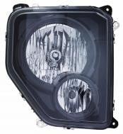 2010 - 2012 Jeep Liberty Front Headlight Assembly Replacement Housing / Lens / Cover - Right (Passenger)
