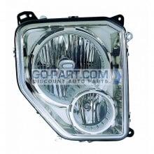 2008-2012 Jeep Liberty Headlight Assembly - Right (Passenger)