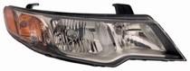 2009 - 2012 Kia Forte Headlight Assembly - Right (Passenger)