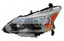 2013-2013 Nissan Altima Headlight Assembly - Left (Driver)