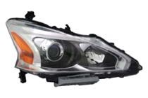 2013 - 2015 Nissan Altima Front Headlight Assembly Replacement Housing / Lens / Cover - Right (Passenger)