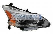 2013-2013 Nissan Altima Headlight Assembly - Right (Passenger)