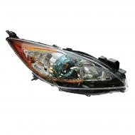 2012 - 2013 Mazda 3 Mazda3 Headlight Assembly - Right (Passenger)