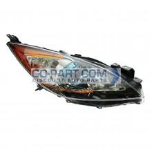 2012-2012 Mazda 3 Mazda3 Headlight Assembly - Right (Passenger)