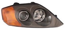 2003 - 2005 Hyundai Tiburon Headlight Assembly - Right (Passenger)