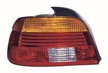 2001 - 2003 BMW 525i Tail Light Rear Lamp - Left (Driver)