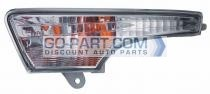 2013-2013 Nissan Altima Front Signal Light - Left (Driver)