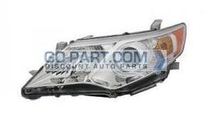 2012-2013 Toyota Camry Hybrid Headlight Assembly - Left (Driver)