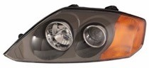 2003 - 2005 Hyundai Tiburon Headlight Assembly - Left (Driver)