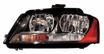 2009 - 2013 Audi A3 Headlight Assembly - Left (Driver)