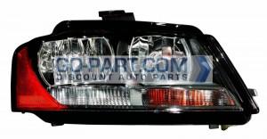 2009-2013 Audi A3 Headlight Assembly - Right (Passenger)