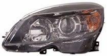 2008 - 2011 Mercedes Benz C350 Headlight Assembly - Left (Driver)