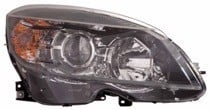 2008 - 2011 Mercedes Benz C350 Front Headlight Assembly Replacement Housing / Lens / Cover - Right (Passenger)