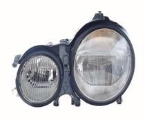 2000 - 2003 Mercedes Benz E320 Headlight Assembly - Left (Driver)