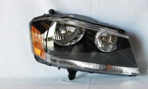2008-2010 Dodge Avenger Headlight Assembly (RT Model) - Right (Passenger)
