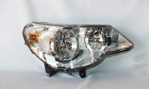 2007-2010 Chrysler Sebring Headlight Assembly - Right (Passenger)