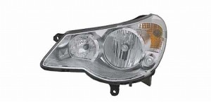 2007-2010 Chrysler Sebring Headlight Assembly - Left (Driver)