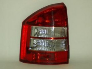 2007-2010 Jeep Compass Tail Light Rear Lamp - Left (Driver)