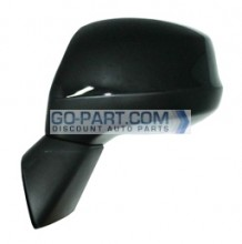 2012-2012 Honda Civic Side View Mirror - Left (Driver)