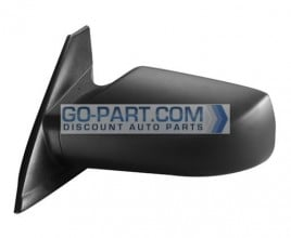 2008-2009 Nissan Altima Side View Mirror - Left (Driver)