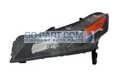 2012-2012 Acura TL Headlight Assembly - Left (Driver)