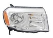2012 - 2015 Honda Pilot Front Headlight Assembly Replacement Housing / Lens / Cover - Right (Passenger)