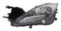 2011 - 2013 Mazda 6 Mazda6 Front Headlight Assembly Replacement Housing / Lens / Cover - Left (Driver)