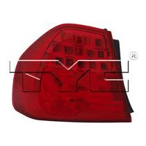 2009 - 2011 BMW 328i Tail Light Rear Lamp - Left (Driver)